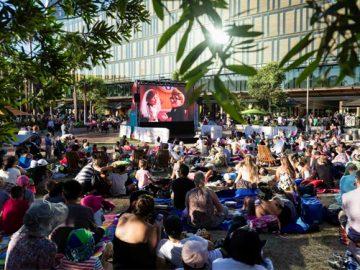 1月のシドニーイベント/キッズ・ファミリー向けの無料映画祭