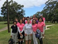 日本人会婦人ゴルフ部の1月月例会を開催しました