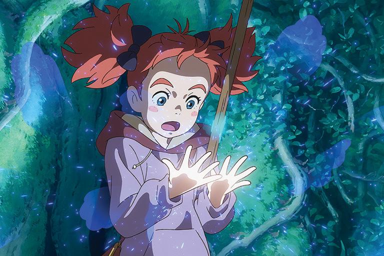 インタビュー『メアリと魔法の花』米林宏昌監督他ジブリの志を継ぐスタジオポノック3名