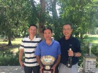 日本人会ゴルフ部2月度例会を開催しました