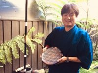 割れた器も日本の伝統技術でDIY!「アート金継ぎ」2/12開講