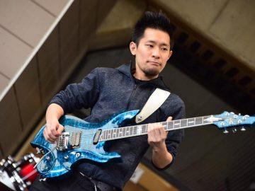 レストラン演奏で己の腕を磨き続けるギタリスト/星野尚紀