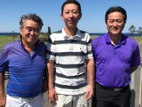 日本人会ゴルフ部3月度例会を開催しました