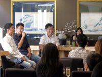 元サッカー日本代表選手とプロサッカーコーチがシドニーで夢の競演!LINKトークショーレポート