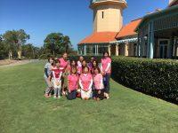 日本人会婦人ゴルフ部の3月月例会を開催しました