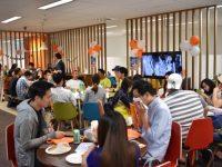 iaeカフェ:無料で豪華寿司食べ放題+ビール飲み放題!限定イベント