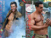 筋骨隆々!イケメン消防士カレンダーの表紙モデルに会いました