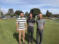 日本人会ゴルフ部4月度例会を開催しました