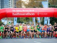 5月のシドニーイベント/オーストラリア最大級のハーフマラソンで、シドニーを走り抜けよう!