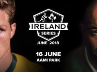 6月のシドニーイベント/ラグビーのオーストラリアvsアイルランドを観戦!