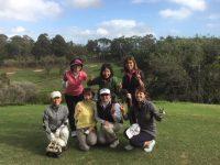 日本人会婦人ゴルフ部の5月月例会を開催しました