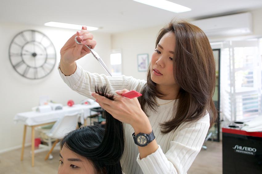 柔軟な発想と豊かな経験を活かして綺麗を作る美容師/渡辺由希乃