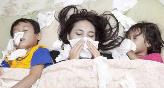 オーストラリアのインフルエンザ事情と予防接種