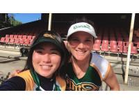 【留学体験談】オーストラリアでソフトボール真っ向勝負!「154cmの小さな大投手」本庄遥さんの奮闘記!