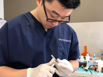 ⚫️ワールドシティではこんな歯科医たちが…写真付き⚫️