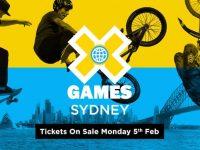10月のシドニーイベント/X GAMESがシドニーで開催!