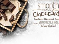 9月のシドニーイベント/クリエイティブなチョコレートを堪能!
