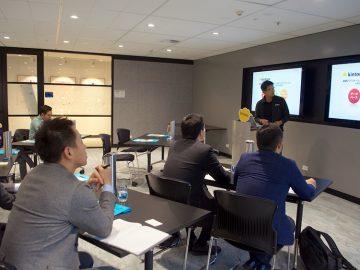 kintoneで業務を大幅改善!シドニーのセミナーに潜入取材