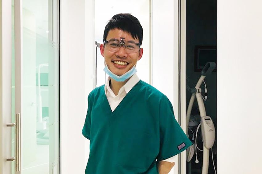 【World Citi】日本語ペラペラな歯科医が仲間入り