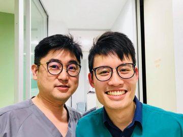 ●海外旅行保険で歯科オプションを付けて来た方はどうぞ
