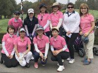 日本人会婦人ゴルフ部の10月月例会を開催しました