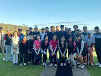 第3回総領事館杯日本人会婦人ゴルフ部・ゴルフ部合同コンペ開催