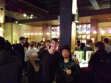 レストランでバーテンダーとして活躍する、シュンイチさんをご紹介します! パート2