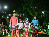 10月のシドニーイベント/光の祭典LTCを自転車で駆けよう!