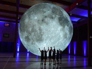 12月のメルボルンイベント/神秘的な月を間近で体感しよう!