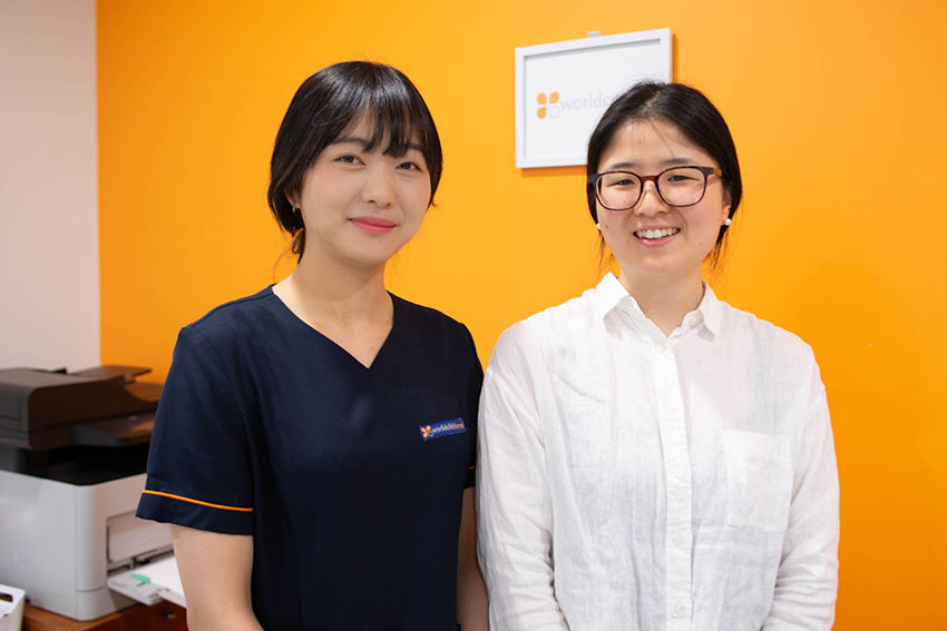 医療・歯科センターで「日英韓トリリンガル」の通訳・受付募集中