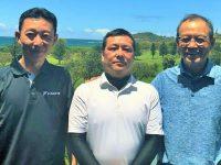 日本人会ゴルフ部11月度例会を開催しました