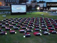 12月のシドニーイベント/初夏の爽やかな夜風と共に映画を鑑賞