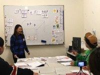 模擬授業が200時間超、実践力が身に付く日本語教師養成講座!