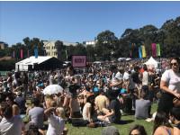 シドニー最大の野外イベントの1つ「Newtown festival」に行ってきた!