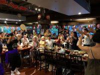 沖縄、北海道、山梨3県(道)人会合同新年会に70名参加
