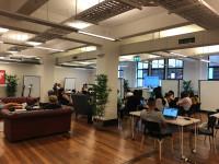 【シドニー学校訪問】起業家育成コースのあるLanewayに行ってインタビューしてきた。