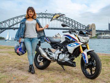 オーストラリアの風になる!笑顔を創る旅リポライダー/Elis