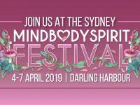 4月のシドニーイベント/スピリチュアルな健康フェスティバル