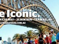 5月のシドニーイベント/オーストラリア最大のハーフマラソン