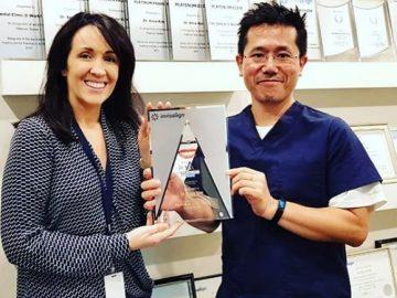 研究と経験を通じて日豪を結ぶ 世界トップレベルの歯科医師ドクター・キム