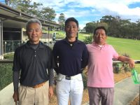 日本人会ゴルフ部5月度例会を開催しました