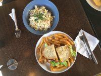 留学カウンセラーの週末!Chow bella cafe