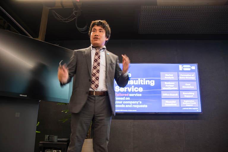 日本進出を目指す海外企業が集結!インベスト東京セミナーを取材