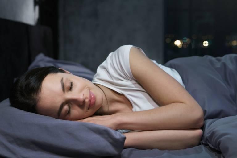 健康維持のため快適な睡眠を!