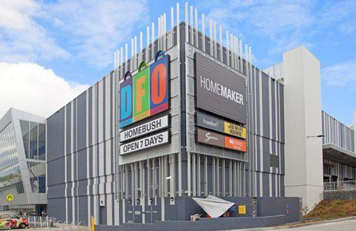 オーストラリア最大規模!DFOアウトレットに行ってみて!♥