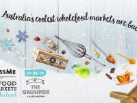 6月のシドニーイベント/自然食品好きのためのナイトマーケット