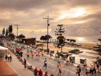 7月のゴールドコーストイベント/海岸沿いを走るマラソン大会!