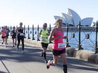 7月のシドニーイベント/港からシティーまで絶景のマラソン大会