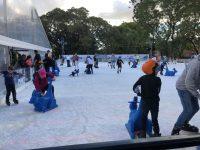 今月21日まで!アイススケートに遊園地!♥Parramatta Winterlight♥