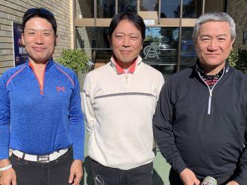 日本人会ゴルフ部7月度例会を開催しました